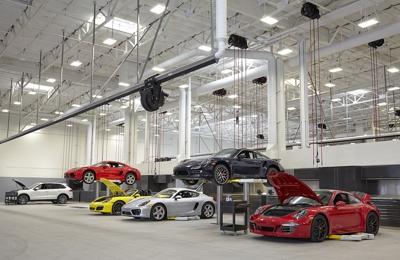 Porsche of San Diego - San Diego, CA