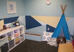Hope Couseling Clinic - Winter Garden, FL. Play Therapy Room