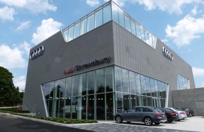 Audi Shrewsbury Boston Tpke Shrewsbury MA YPcom - Audi shrewsbury used cars