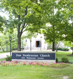 First Presbyterian Church of Ann Arbor - Ann Arbor, MI