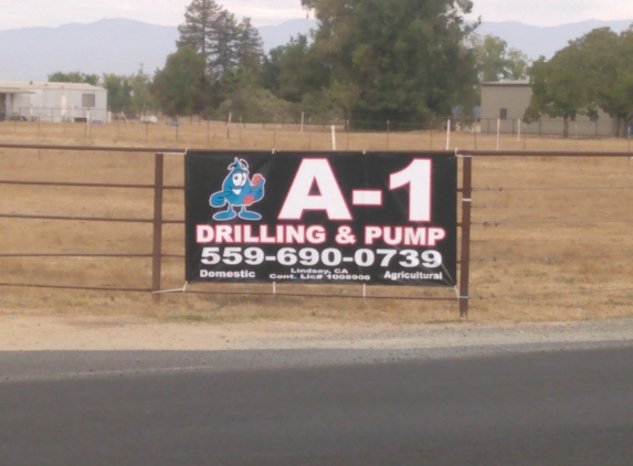 A-1 Drilling and Pump - Lindsay, CA