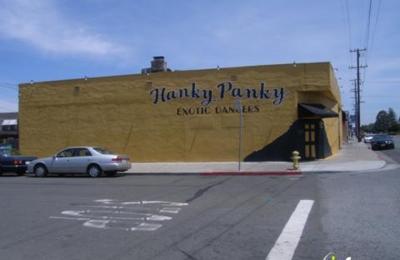 The Hanky Panky - Redwood City, CA