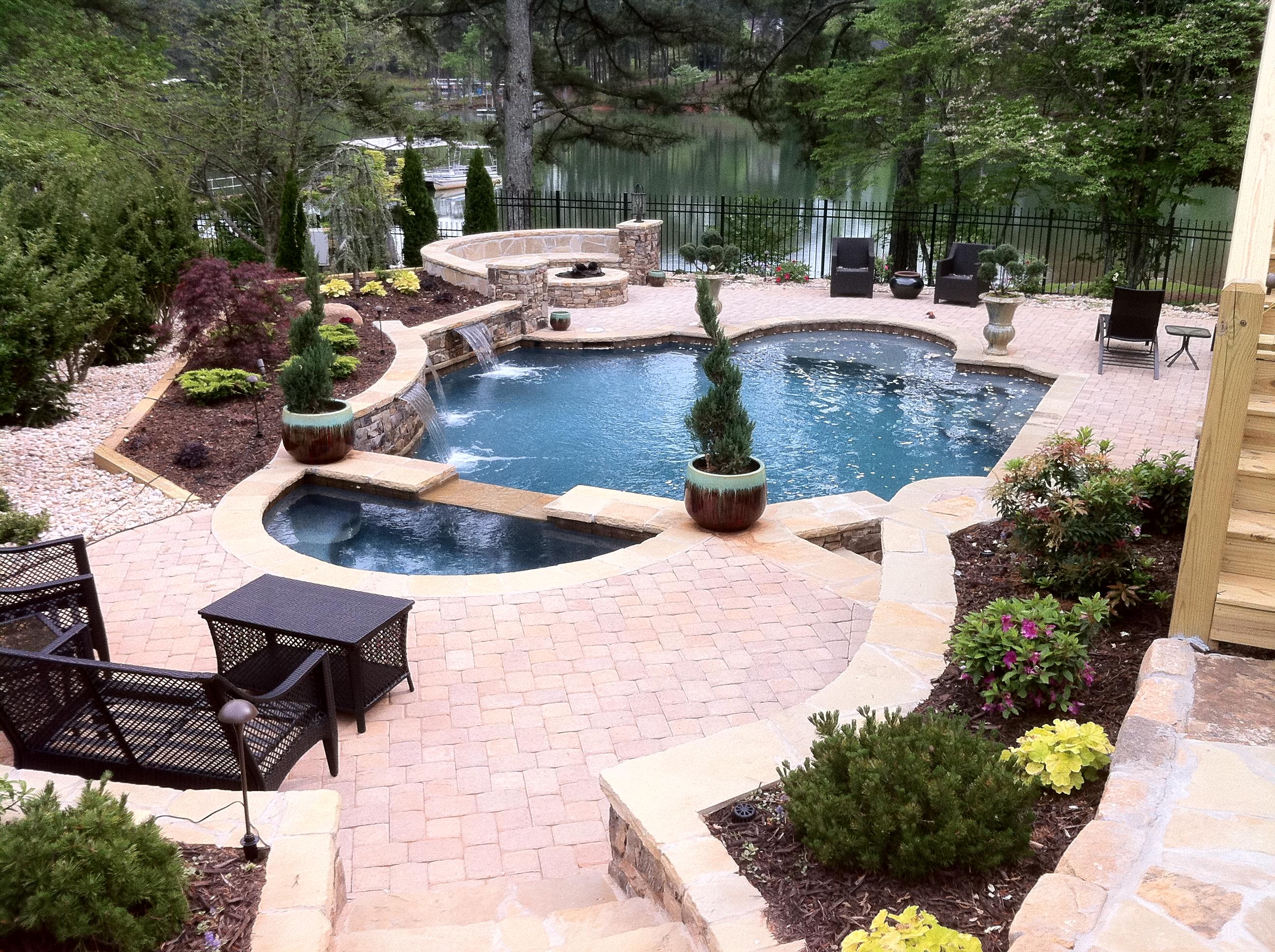 Aqua Design Pools & Spas 1120 Pilgrim Rd, Cumming, GA 30040 ...