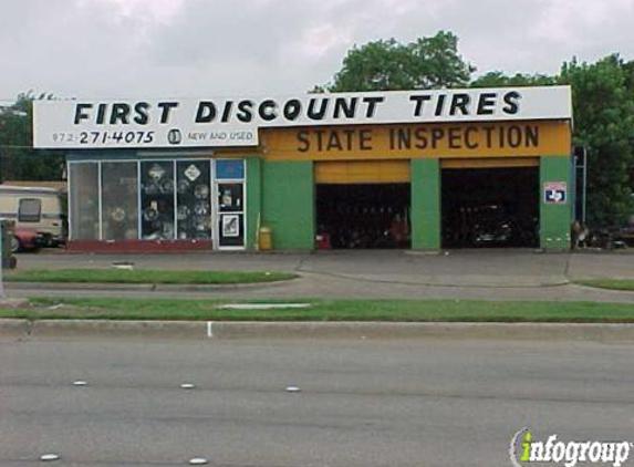 Discount Tire - Garland, TX