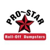 Pro Star Roll-Off Dumpsters,
