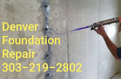 Denver Foundation Repair and House Leveling - Denver, CO. Denver Foundation Repair 303-219-2802  #FoundationRepairDenver #FoundationRepair #DenverFoundationRepair