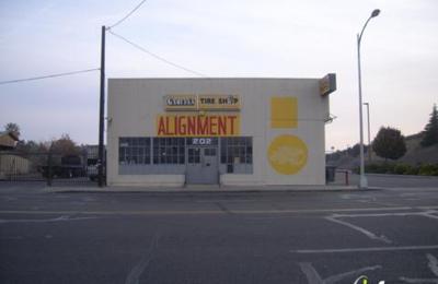 Garcias Tire Shop >> Garcia Tire Shop 202 N H St Fresno Ca 93701 Yp Com
