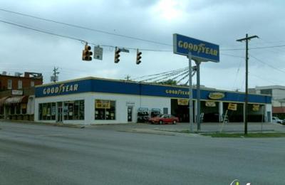 Goodyear Auto Service 219 E Hopkins St San Marcos Tx 78666 Yp Com