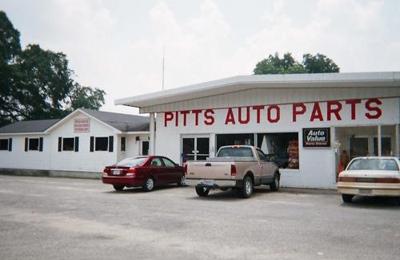 Pitts Auto Parts - Pitts, GA