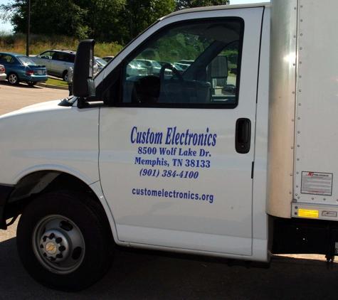Custom Electronics - Cordova, TN