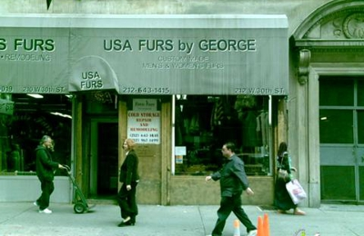 USA Furs by George - New York, NY