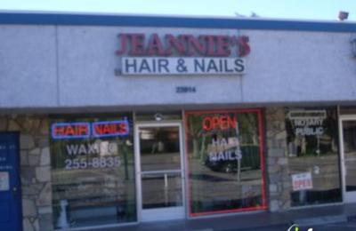 Jeannie's Beauty Salon - Newhall, CA