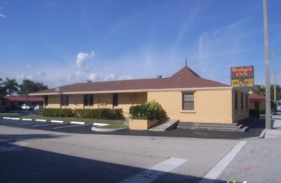 Budget Inn South - Fort Lauderdale, FL
