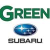 Green Subaru