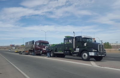 DLM Towing and Recovery - Albuquerque, NM