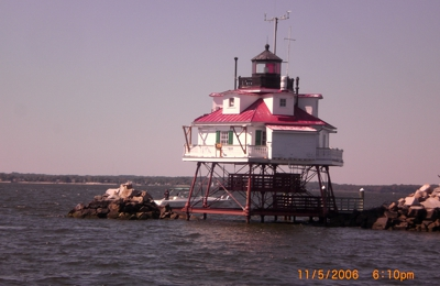 Jane Campbell Chambliss,LLC - Annapolis, MD. Thomas Point Lighthouse