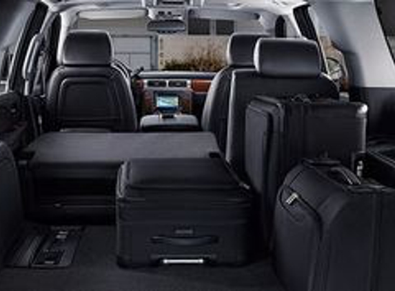 Mr. C Car Service Inc - Revere, MA. Plenty of space for your luggage