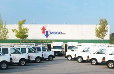 MSCO - Mechanical Service Co - Virginia Beach, VA