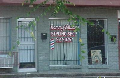 Sammy Williams Barber-Styling - Houston, TX