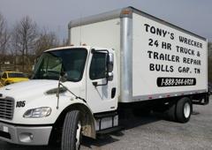 Tony's Wrecker Service & Repair Shop - Bulls Gap, TN