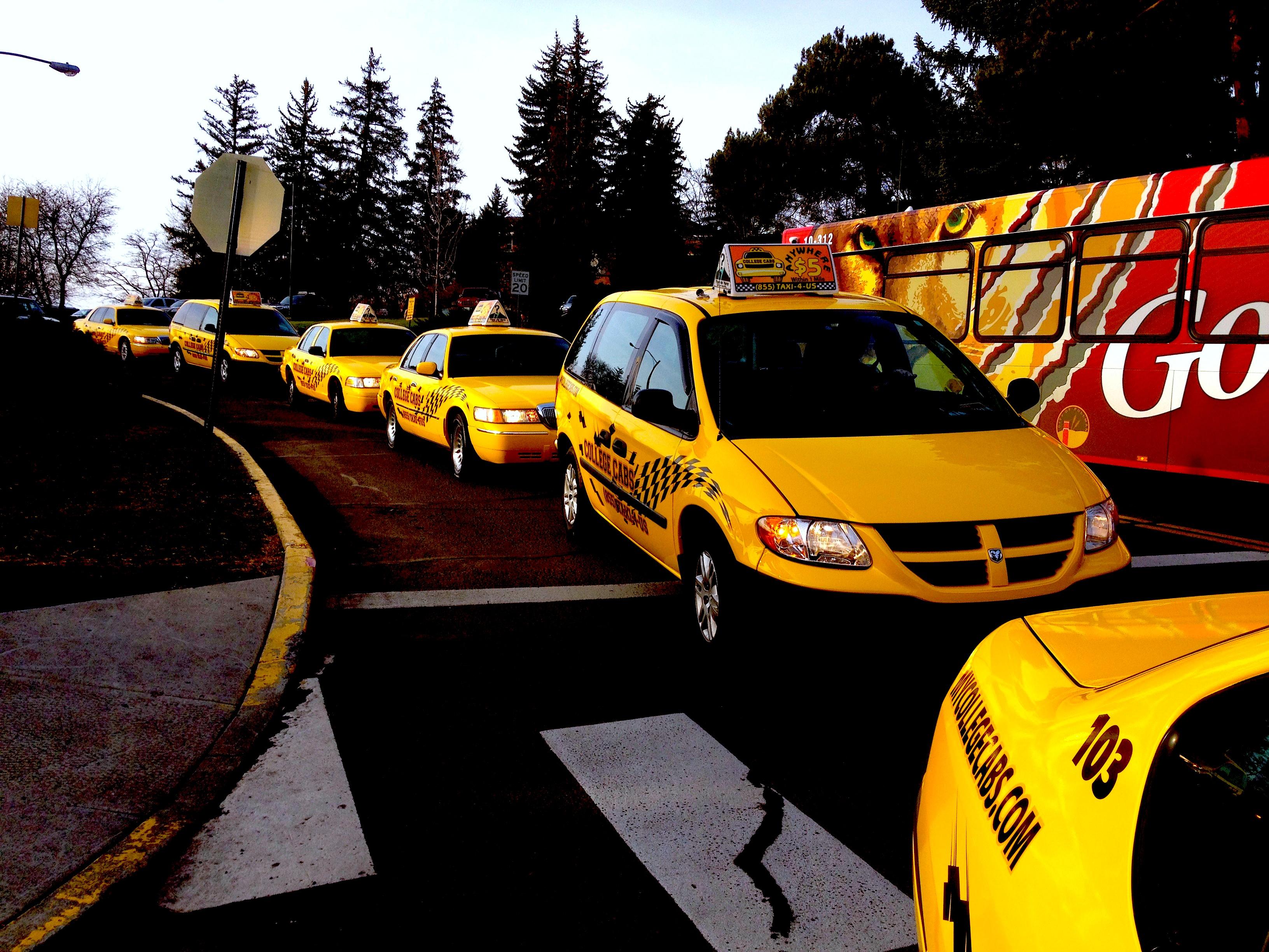 College Cabs Llc 2460 S Grand Ave Pullman Wa 99163 Yp Com