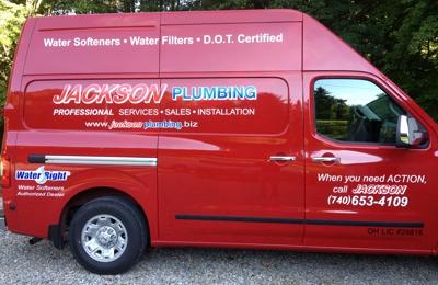 Jackson Plumbing - Lancaster, OH