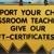 Teacher's Pet & More