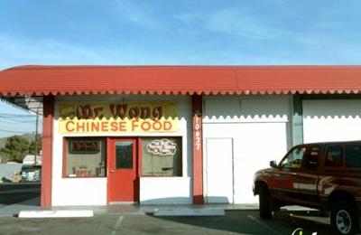 Mr Wong - Phoenix, AZ