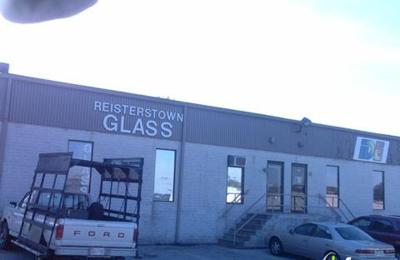 Reisterstown Glass Inc 1718 Belmont Ave Ste A Windsor