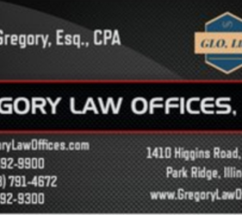 Gregory Law Offices LTD - Park Ridge, IL