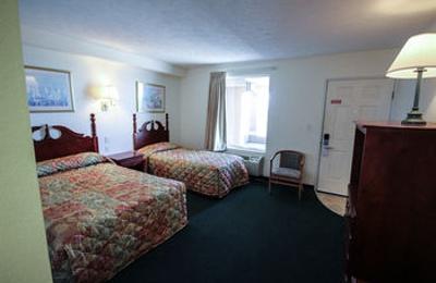 Holiday Terrace Motel Panama City Beach Fl