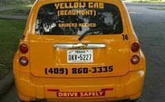 Yellow Cab Beaumont LLC