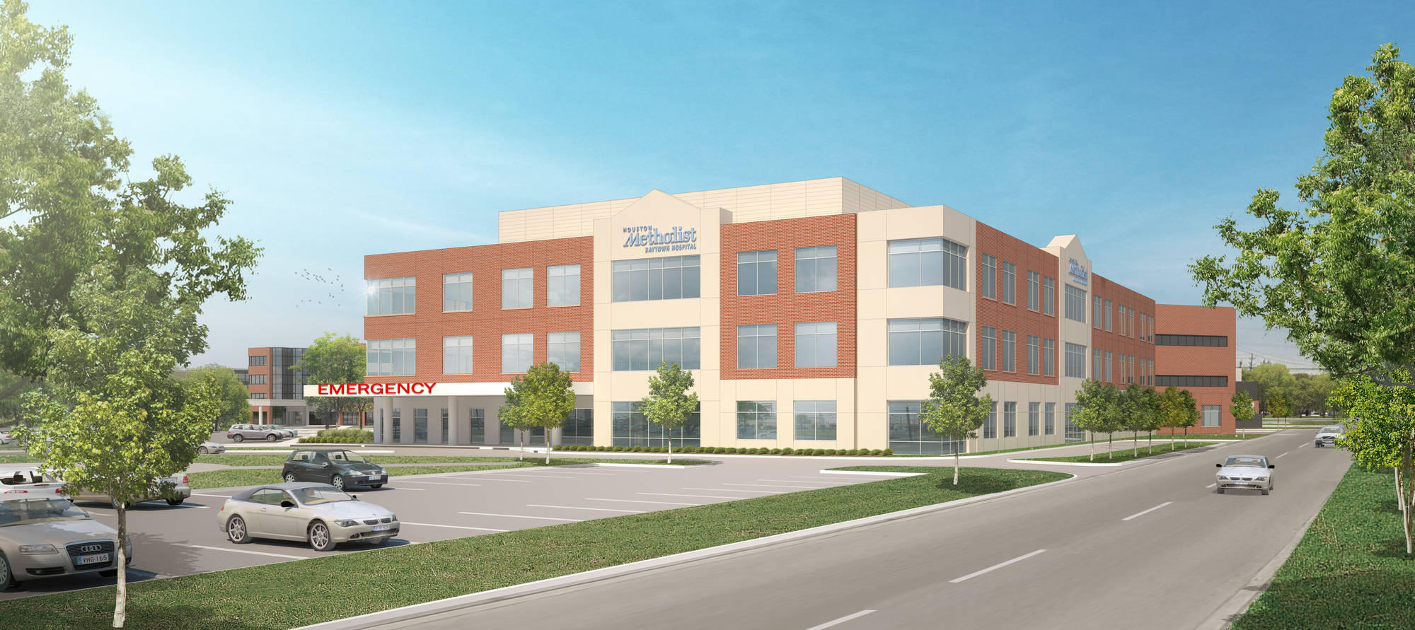 Houston Methodist San Jacinto Hospital 4401 Garth Rd