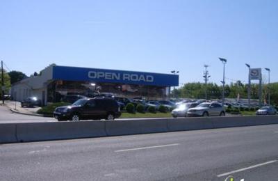 Open road east brunswick