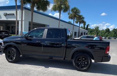 Sunbelt Chrysler Jeep Dodge RAM - Lake City, FL. Black Beauty!