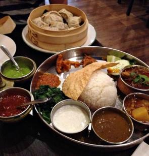 Himalayan Yak Restaurant in Jackson Heights, NY