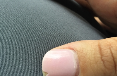 Jj Coco Nail & Spa - Bronx, NY. This is four days after the second time.