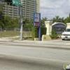 Security Gate Blue Laggoon