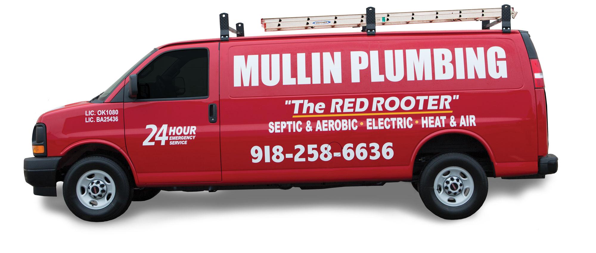 Mullin Plumbing 118 S Elm Pl Broken Arrow Ok 74012 Yp Com