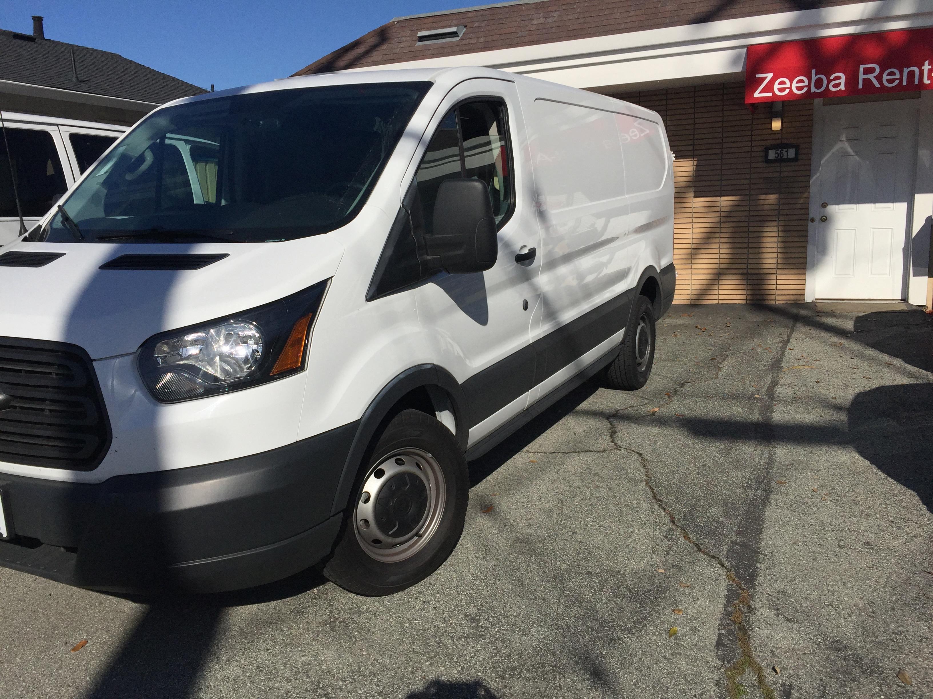 Zeeba Rent A Van 561 W Hedding St San Jose Ca 95110 Yp Com