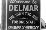 We are on the Delaware side at The Delmar Barber Shop
