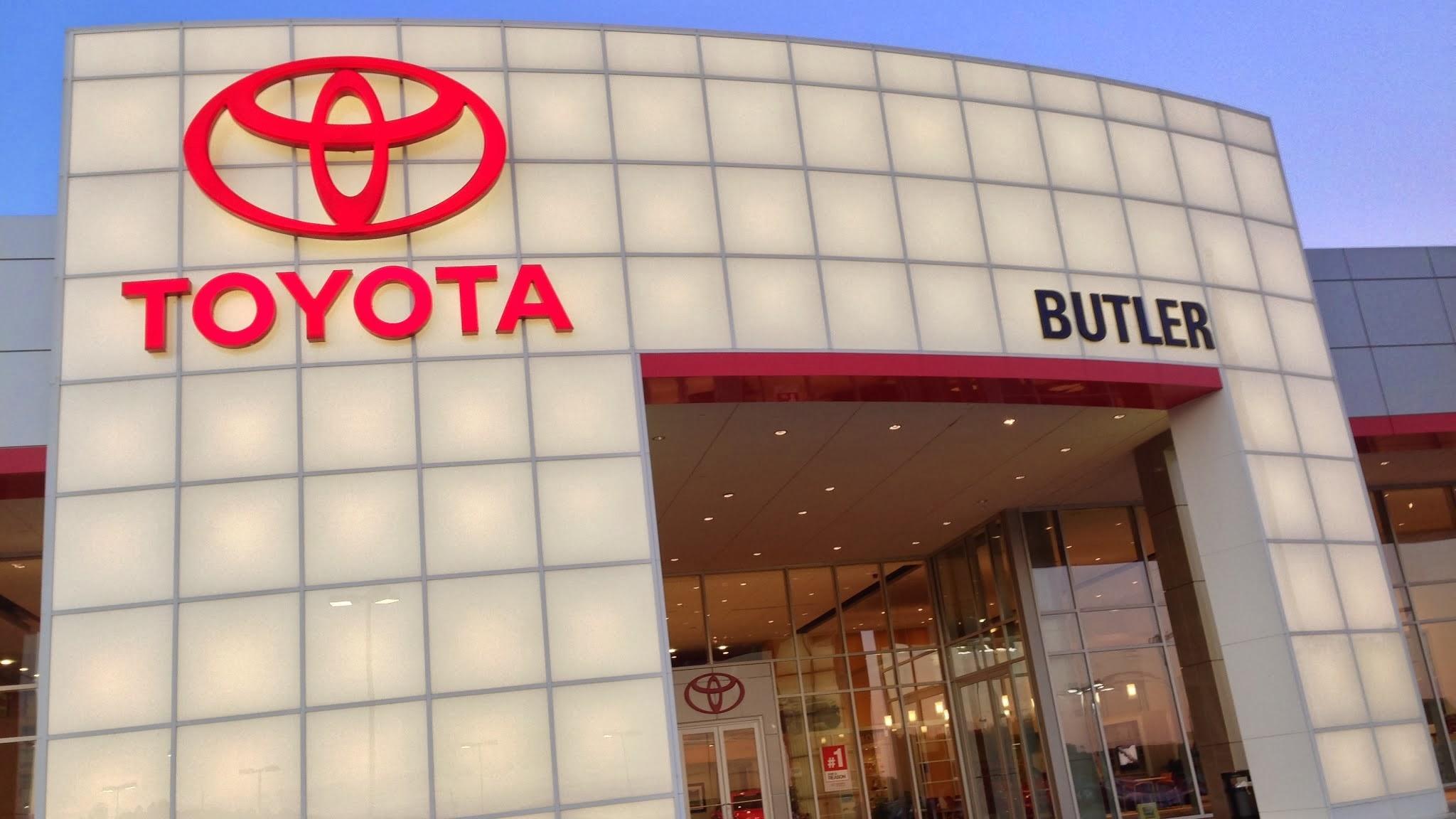 Butler Toyota Of Macon 4580 Riverside Dr Macon Ga 31210 Yp Com