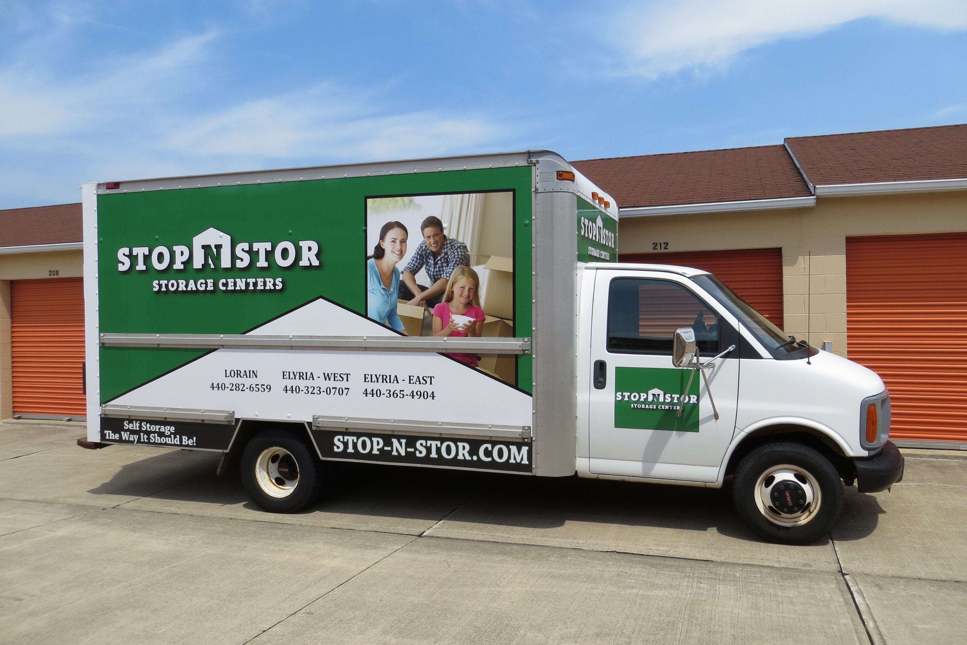 Stop N Stor Self Storage Centers 2230 W Park Dr, Lorain, OH 44053   YP.com
