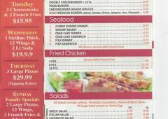 Osman's Pizza & Pasta - Coatesville, PA