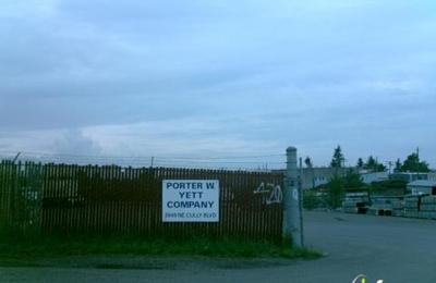 Porter Yett - Portland, OR