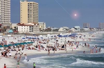 Pensacola Beach Lodging - Gulf Breeze, FL