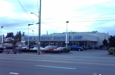 Photos (1). Town U0026 Country Chrysler Jeep Dodge   Seattle ...