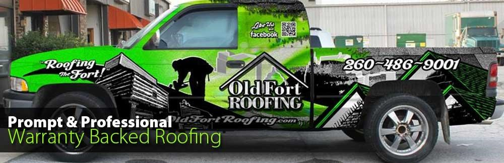 Old Fort Roofing 5738 Industrial Rd, Fort Wayne, IN 46825