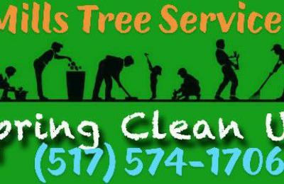 Mills Tree Service, LLC - Mason, MI