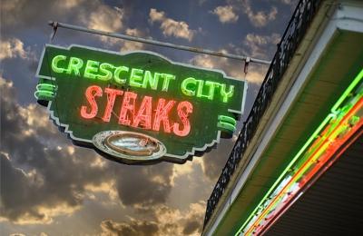 Crescent  City Steak House LOUISIANA - New Orleans, LA